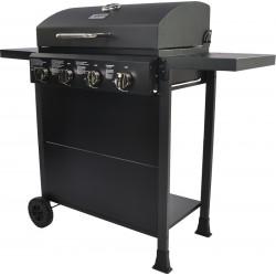 Ψησταριά KAISER INTRO GB-P400 Υγραερίου BBQ με 4 Καυστήρες