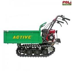ACTIVE 1330EXT Μηχανοκίνητο Καρότσι / Ερπιστριοφόρο (επεκτάσιμη) max:350kg 018-002 εως 24 ΑΤΟΚΕΣ ΔΟΣΕΙΣ