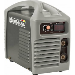 BORMANN - BIW1585 Ηλεκτροκόλληση Inverter 180A/60% 033189 εως 6 ατοκεσ δοσεις