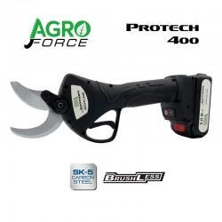 AGROFORCE PROTECH 400 Ψαλίδι Κλαδέματος Μπαταρίας 21V 30mm 08097