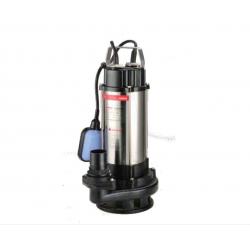 SEAKOO WQDS750 Υποβρύχια Ανοξείδωτη Αντλία Λυμάτων Βαρέως Τύπου Με Φλοτέρ ΕΩΣ 6 ΑΤΟΚΕΣ ΔΟΣΕΙΣ