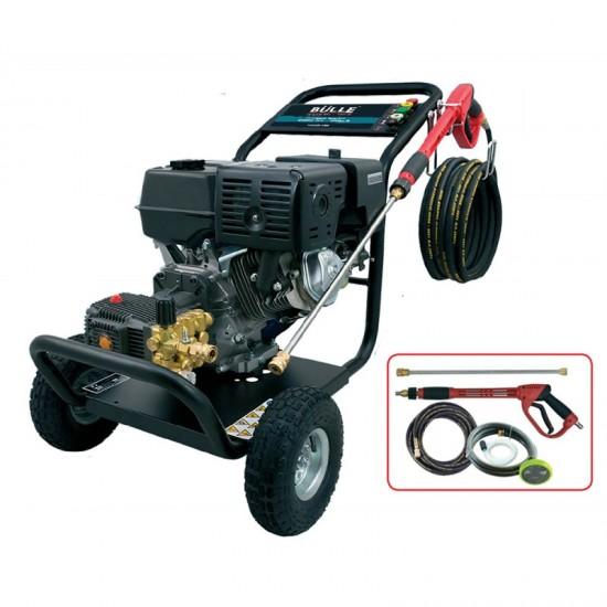 BULLE Βενζινοκίνητο πλυστικό υψηλής πίεσης 389cc 605206