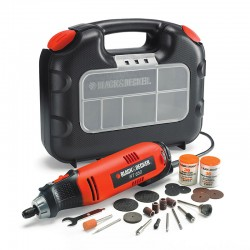 Black and Decker Πολυεργαλείο Μικροεφαρμογών 90W RT650KA