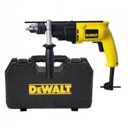 DEWALT D21720K-QS Κρουστικό Δράπανο 950W 13mm 2 Ταχ.  εως 12 ΑΤΟΚΕΣ ΔΟΣΕΙΣ