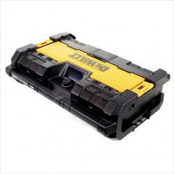 DEWALT DWST1-75659-QW Ραδιόφωνο και Φορτιστής Toughsystem  εως 12 ΑΤΟΚΕΣ ΔΟΣΕΙΣ