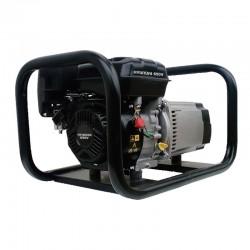 HYUNDAI Ηλεκτροπαράγωγο Ζεύγος 220V Βενζίνης Τετράχρονο 3 KVA με LINZ  Γεννήτρια Mίζα 3000