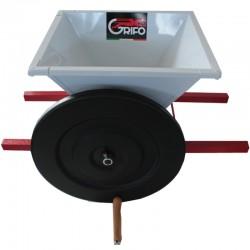 GRIFO PMN Χειροκίνητος σπαστήρας με κυλίνδρους - Αναδευτήρα - Κοχλία 73001