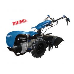 HYUNDAI 1500D Μοτοκαλλιεργητής DIESEL 7Hp 85015
