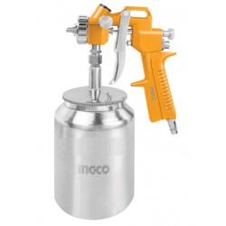INGCO Πιστόλι βαφής αέρος κάτω δοχείο ASG3101