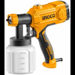 INGCO Πιστόλι βαφής ηλεκτρικό 350W SPG3508
