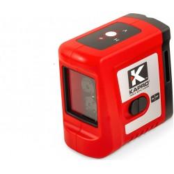 KAPRO Αλφάδι Laser κόκκινης δέσμης 20m 633110