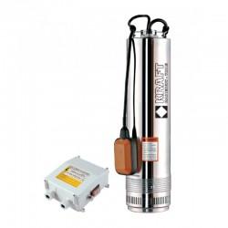 KRAFT SCM6 Υποβρύχια αντλία πηγαδιών 1100W  63523
