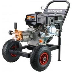 MASTER HW186 Τροχήλατο Βενζινοκίνητο Πλυστικό Κρύου Νερού Υψηλής Πίεσης Με Κινητήρα HONDA GX200 196cc/5.5hp εως 24 ΑΤΟΚΕΣ ΔΟΣΕΙΣ