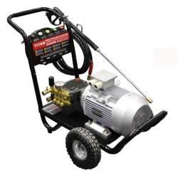 NOVA 3WZ-1527-4T4 Πλυστικό ηλεκτρικό επαγγελματικό με ρόδες 1450rpm & πίνακα προστασίας & σύστημα διακοπής TOTAL STOP 5.5Hp 186Bar 56101 εως 24 ΑΤΟΚΕΣ ΔΟΣΕΙΣ