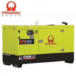 PRAMAC Γεννήτρια Πετρελαίου 1.500 στρ./λεπτό 19 KVA GBW 22Y Αυτόμ. πίνακα