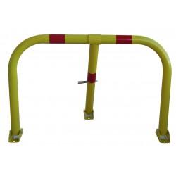Αρθρωτή μπάρα στάθμευσης HSU3L-8050-4218-GAL-BAM