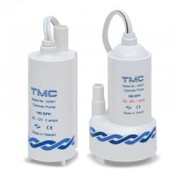 TMC Αντλίες βυθού πλαστικές χωρίς φλοτέρ 12V και 24V 1