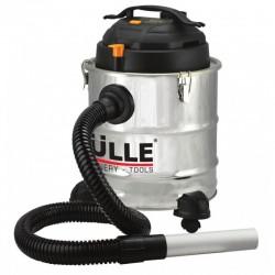BULLE Ηλεκτρική σκούπα στάχτης 1200 Watt Inox  605261
