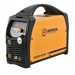 IMPERIA Ηλεκτρ/ση Inverter Tig 202P AC/DC