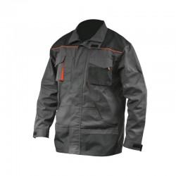 UNIMAC Μπουφάν  Εργασίας Γκρί 270g/m2